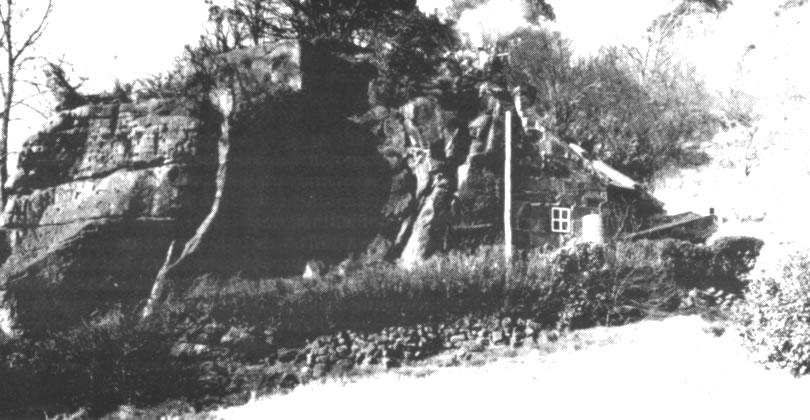 A Cave House - Myddle