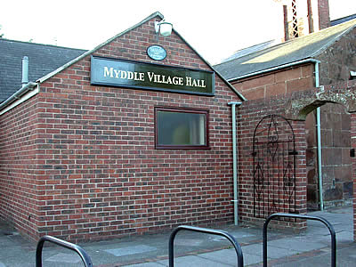 Myddle Village Hall