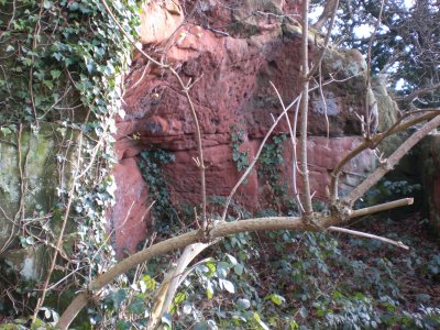 Goblin cave and aka 'Scoggan's cave'